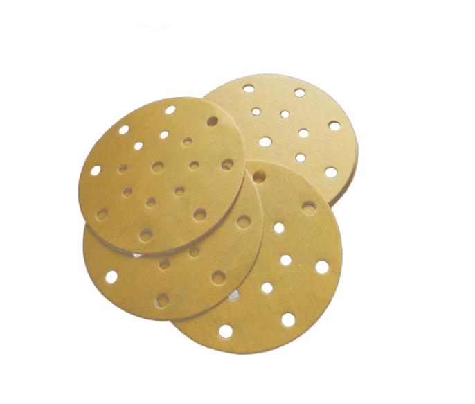 Gold Sandpaper